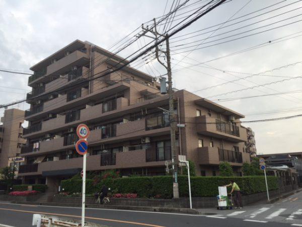 コスモ川口グランステージ(中古マンション)