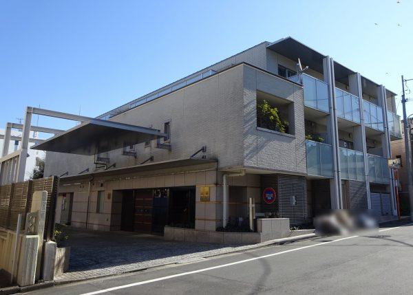 エクティ神山町(中古マンション)