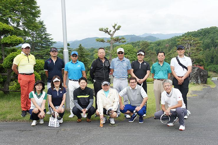 中央管財 ゴルフ倶楽部