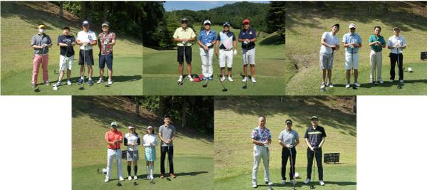 第五回ゴルフコンペ