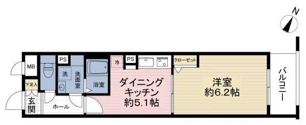 Bacchus神戸West(収益マンション)